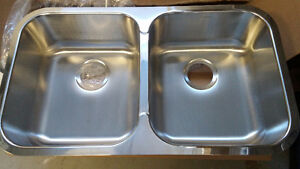 Brand New Kitchen Sinks