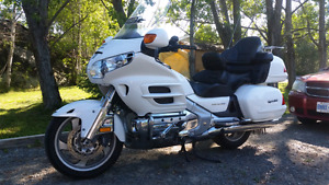 2005 Anniversary Edition Goldwing with ABS