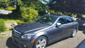 2008 MERCEDES 300C 4 MATIC
