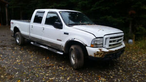 *Parting out* 03 f350 6.0 powerstroke