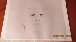 Rare David Bowie Poster