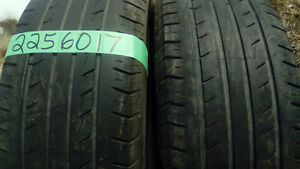 We have pairs R17 all season tires