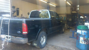 1998 Ford F-150 xlt Pickup Truck easy flip