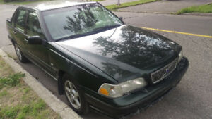 Selling Volvo S70 1999