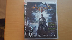 Batman Arkham Asylum - Used