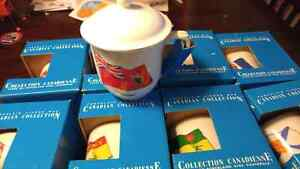 Canadian collection brand new mugs