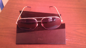 Dior aviator sunglasses brand new
