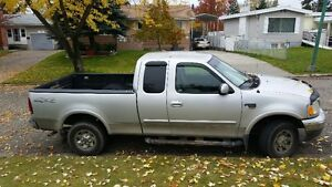 2002 Ford F-150 XLT Pickup Truck Prince George British Columbia image 3