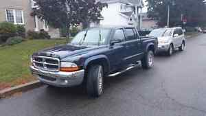 2003 Dodge Dakota SLT 128K KM  West Island Greater Montréal image 1