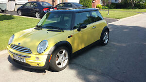 2003 MINI Cooper in Good Condition - Great as a Second Car