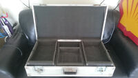 Road case or Pedal case. Hard case for musical equipment. Have 4