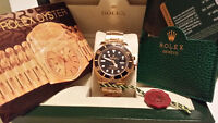 Rolex A Qui La Chance! Your Lucky Day!