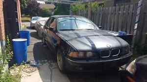 1997 BMW 540i