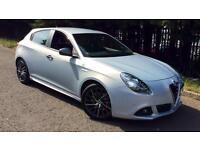 2014 Alfa Romeo Giulietta 1.75 TBi 240 Quadrifoglio Verd Automatic Petrol Hatchb