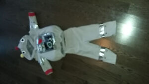 Robot Halloween Costume for a toddler