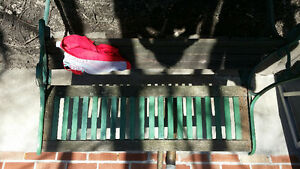 Old Bench-free
