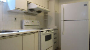 Bright and Clean One Bedroom Basement Apartment