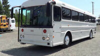 COACH BUS SERVICES all across Canada!! B.C. BANFF JASPER