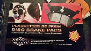 brake pads and shoes for 2006 Kia Rio