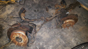 99-06 GMC/Chevy   Front Suspension Parts