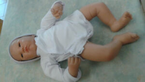 """reborn doll """"welcome to the world"""" by Sandy Faber"""