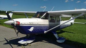 Avion à Vendre/Aircraft for sale