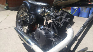 CCW Custom Bobber - one of a kind London Ontario image 3