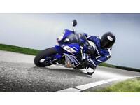 2016 Yamaha YZF-R6 599.00 cc