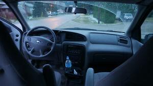 2002 Ford Windstar Minivan, Van Revelstoke British Columbia image 7