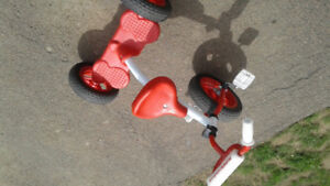 New tricycle  used few times asking 30
