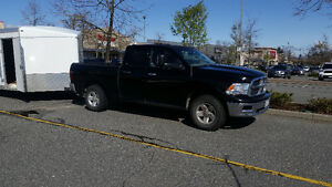 2009 Dodge  Ram 1500 4x4 quad cab