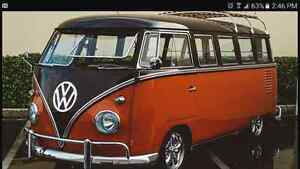 Looking for vintage VW van or Truck