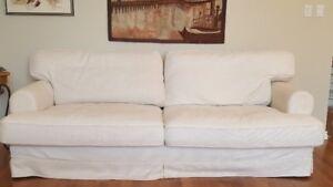Orlean's Sleepcover Sofa  IKEA