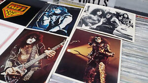 1976 Kiss Army kit pictures stickers tatoo for your retro