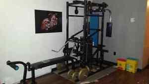 Home gym york 2600