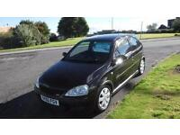 VauxhalL Corsa 1.2i 16v 2005 SXi,Alloys,Electric Windows,Central Locking