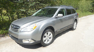 2011 Subaru Outback 2.5i Sport Wagon with just 41,500 kms