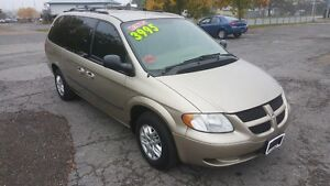 DODGE GRAND CARAVAN *** FULLY LOADED *** CERT $3995 Peterborough Peterborough Area image 1
