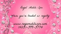 Royal Mobile Spa, sweeter than candy