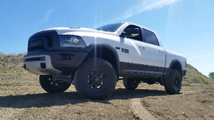 Ram rebel 16 lifted taking offers now.