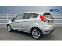 2014 Ford Fiesta 1.0 EcoBoost Titanium 5dr Petrol Hatchback Hatchback Petrol Man