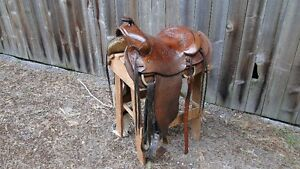 Western Saddle, Outfitters Panniers, Bareback Pad