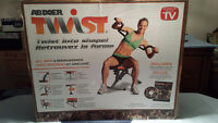 Ab workout equipment new in box