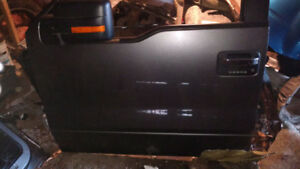 Driver side rear door crew cab for Ford F150 2009-2014