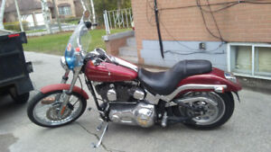 2004 SOFTAIL DEUCE FOR SALE!!