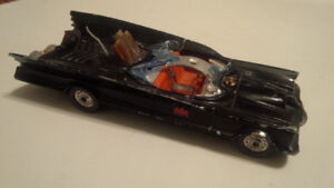 1970 CORGI 267 BATMAN BATMOBILE