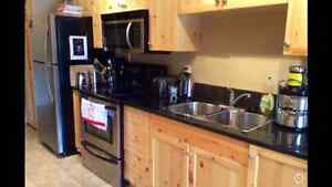 Beautiful newly new condo canmore