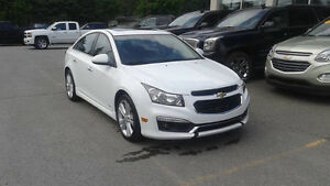 2016 Chevrolet Cruze Ltz RS Berline