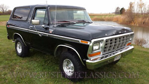 ** LOOKING for 1978 /79 Ford Bronco *****