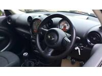 2013 Mini Hatch 2.0 Cooper S D ALL4 5dr Manual Diesel Hatchback